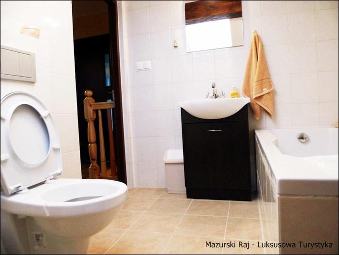 Druga łazienka na piętrze